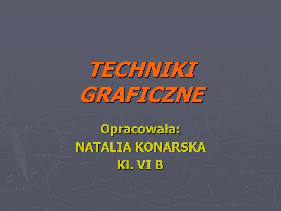 Opracowała: NATALIA KONARSKA Kl. VI B