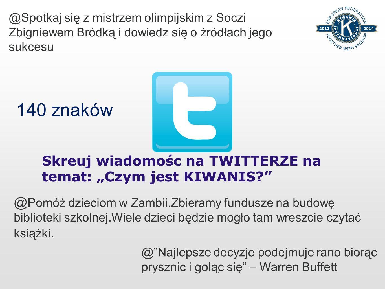 @Spotkaj się z mistrzem olimpijskim z Soczi Zbigniewem Bródką i dowiedz się o źródłach jego sukcesu