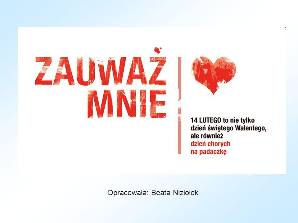 Opracowała: Beata Niziołek