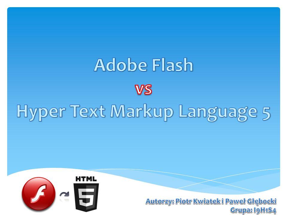 Adobe Flash vs Hyper Text Markup Language 5