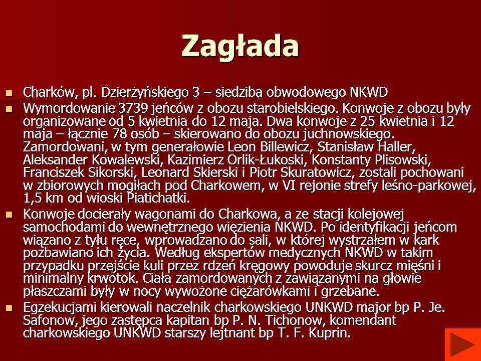 Zagłada Charków, pl. Dzierżyńskiego 3 – siedziba obwodowego NKWD