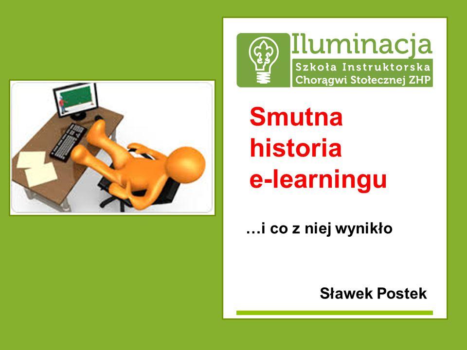 Smutna historia e-learningu