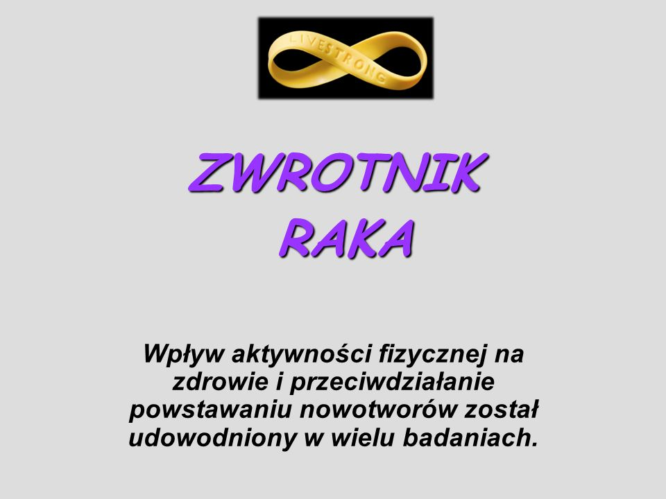 ZWROTNIK RAKA.