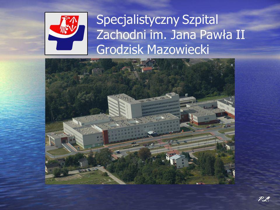 Specjalistyczny Szpital Zachodni im. Jana Pawła II Grodzisk Mazowiecki