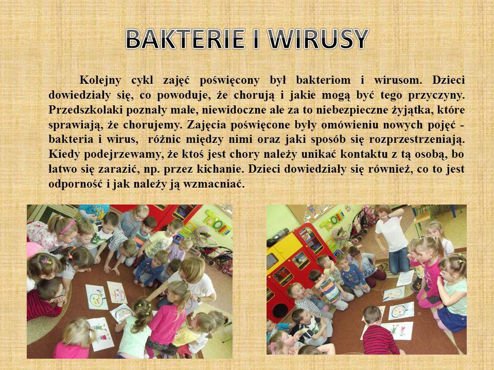 BAKTERIE I WIRUSY