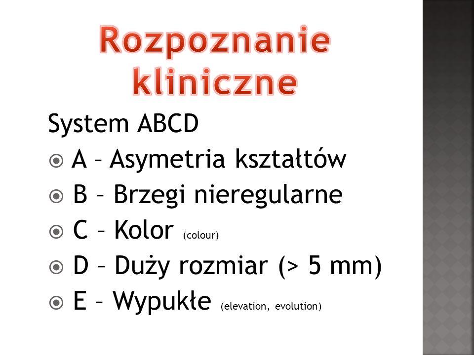 Rozpoznanie kliniczne