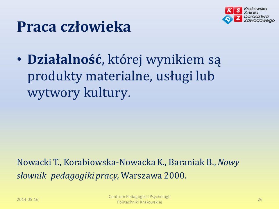 Centrum Pedagogiki i Psychologii Politechniki Krakowskiej
