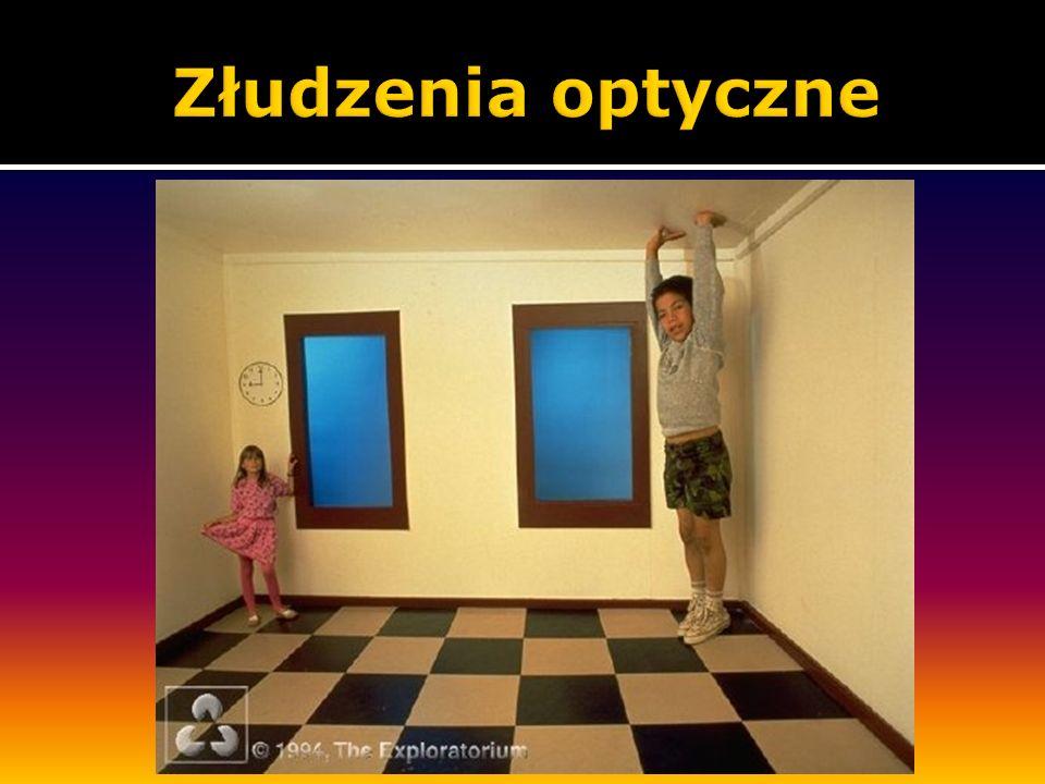 Złudzenia optyczne