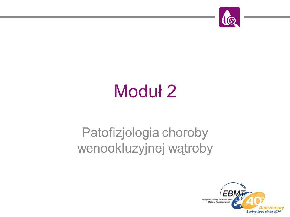 Patofizjologia choroby wenookluzyjnej wątroby