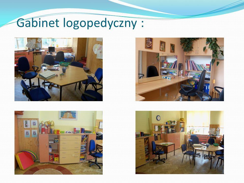 Gabinet logopedyczny :
