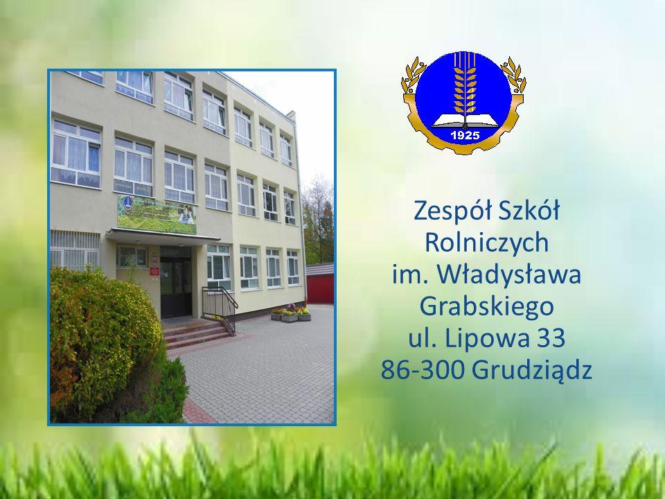 Zespół Szkół Rolniczych im. Władysława Grabskiego ul