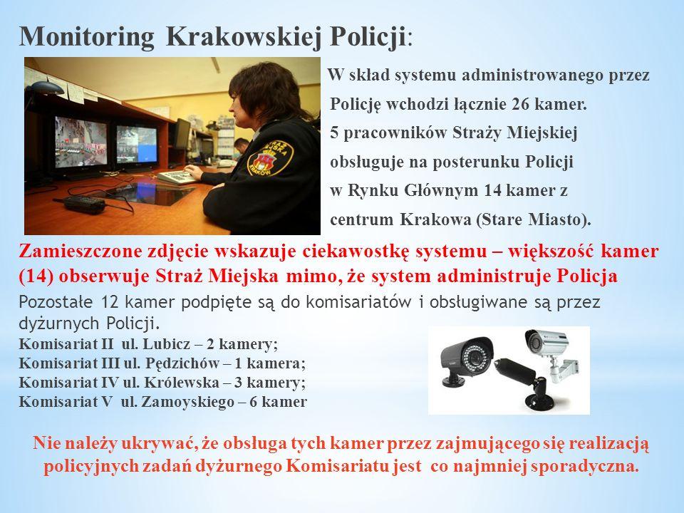 policyjnych zadań dyżurnego Komisariatu jest co najmniej sporadyczna.