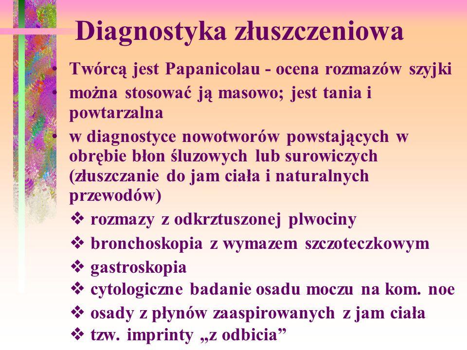 Diagnostyka złuszczeniowa