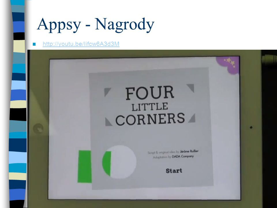 Appsy - Nagrody http://youtu.be/Iifcw6A3d3M