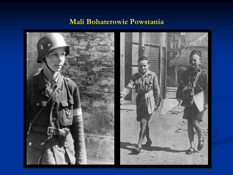 Mali Bohaterowie Powstania