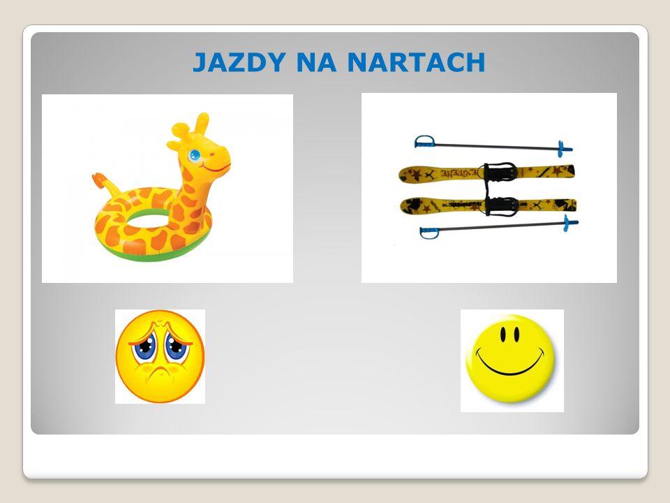 JAZDY NA NARTACH