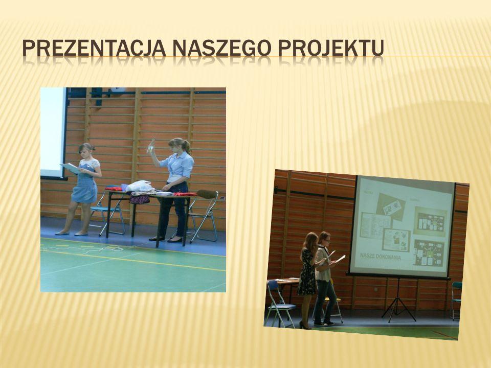 Prezentacja naszego projektu
