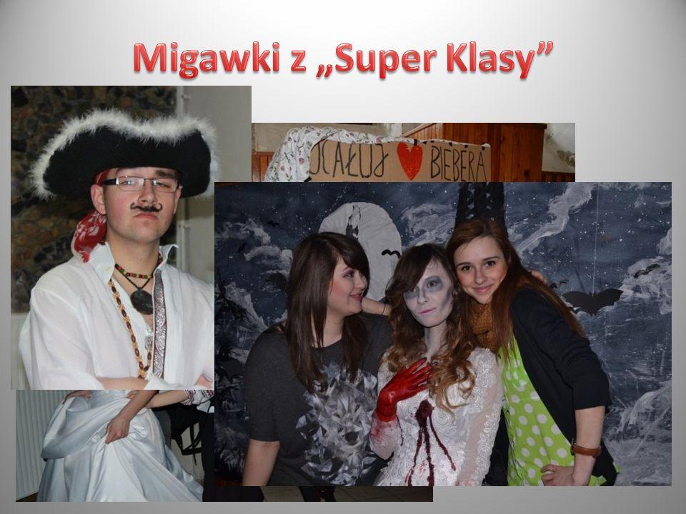 """Migawki z """"Super Klasy"""