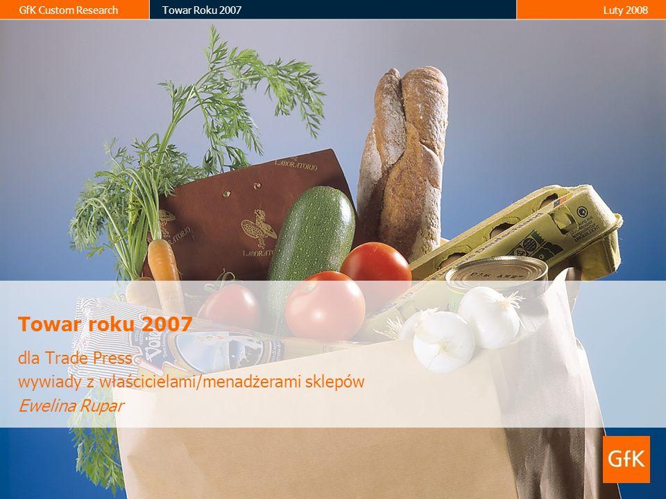 Towar roku 2007 dla Trade Press