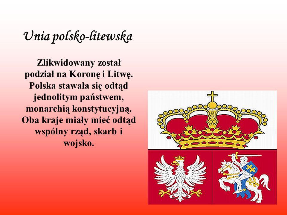 Unia polsko-litewska