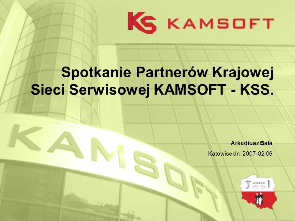 Spotkanie Partnerów Krajowej Sieci Serwisowej KAMSOFT - KSS.