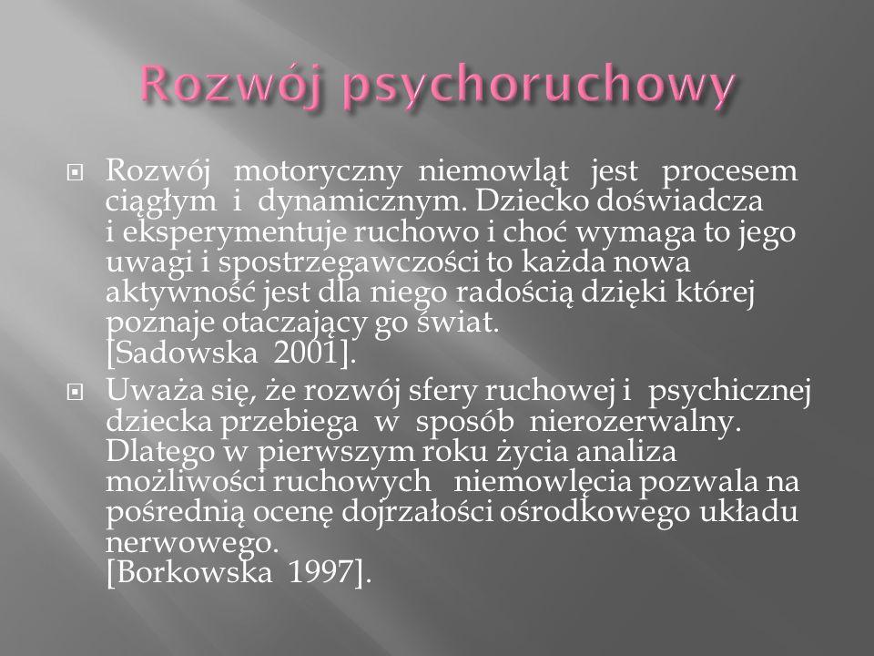 Rozwój psychoruchowy