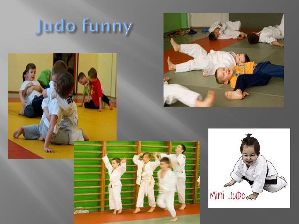 Judo funny