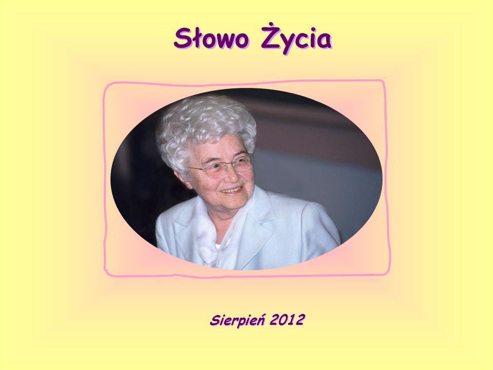 Słowo Życia Sierpień 2012