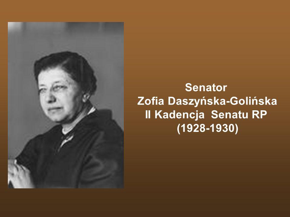 Zofia Daszyńska-Golińska