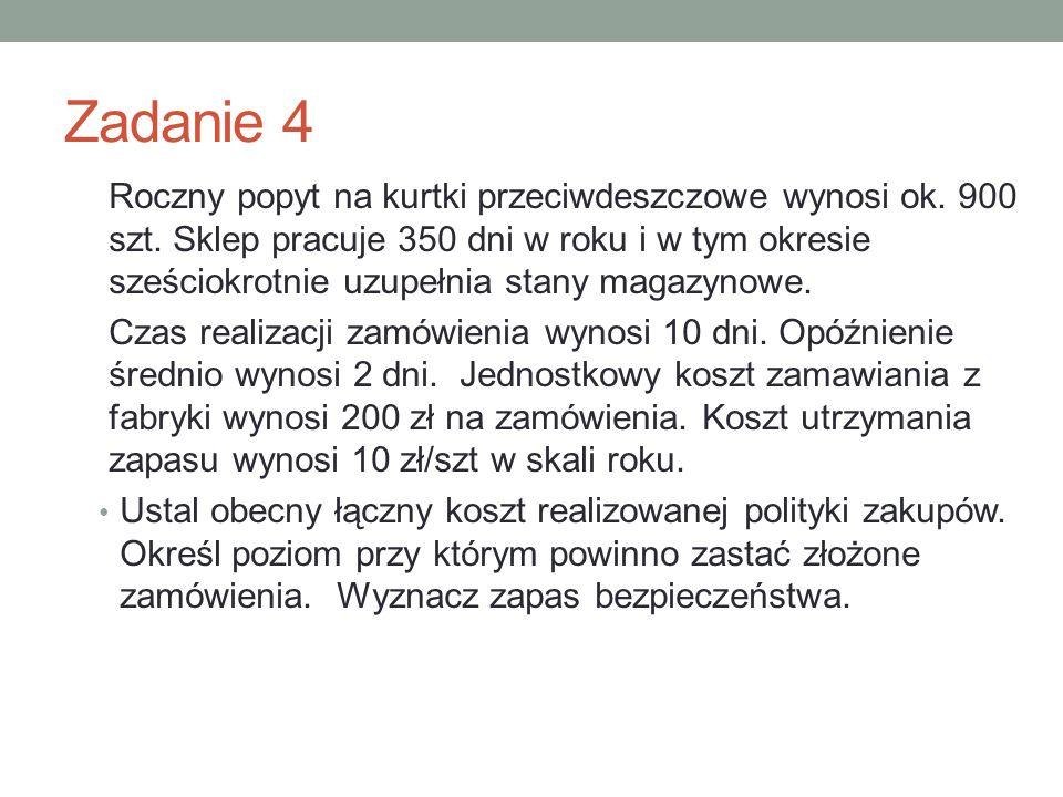 Zadanie 4
