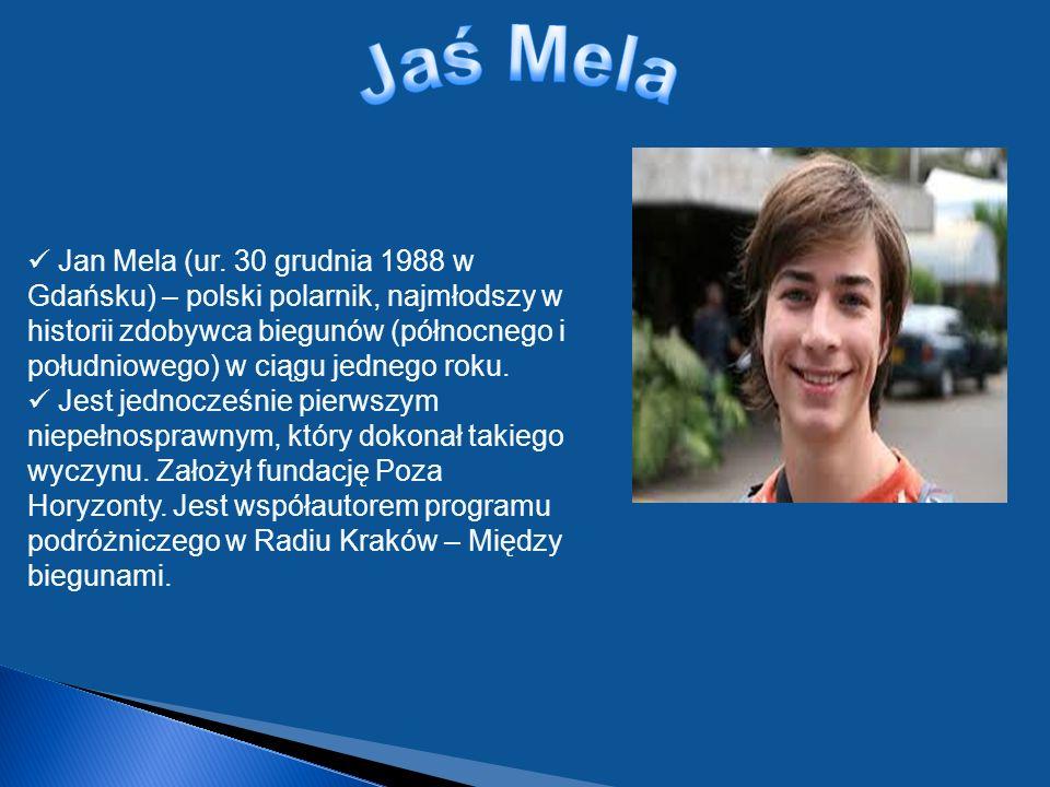 Jaś Mela