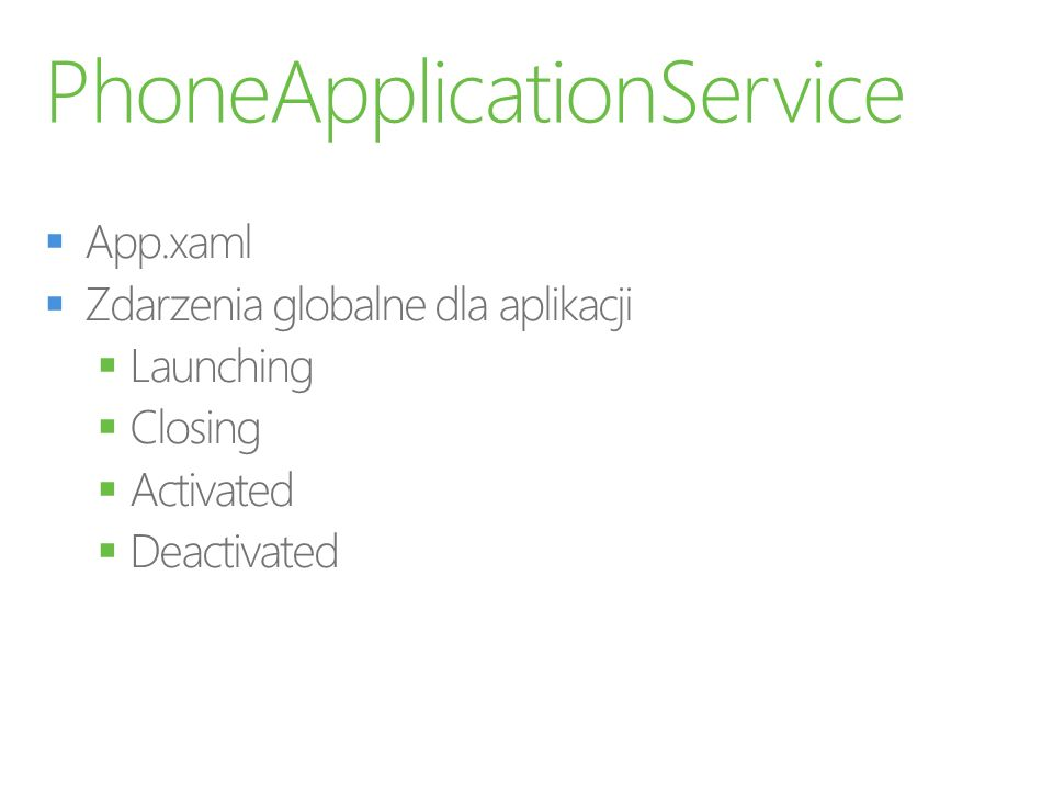 PhoneApplicationService