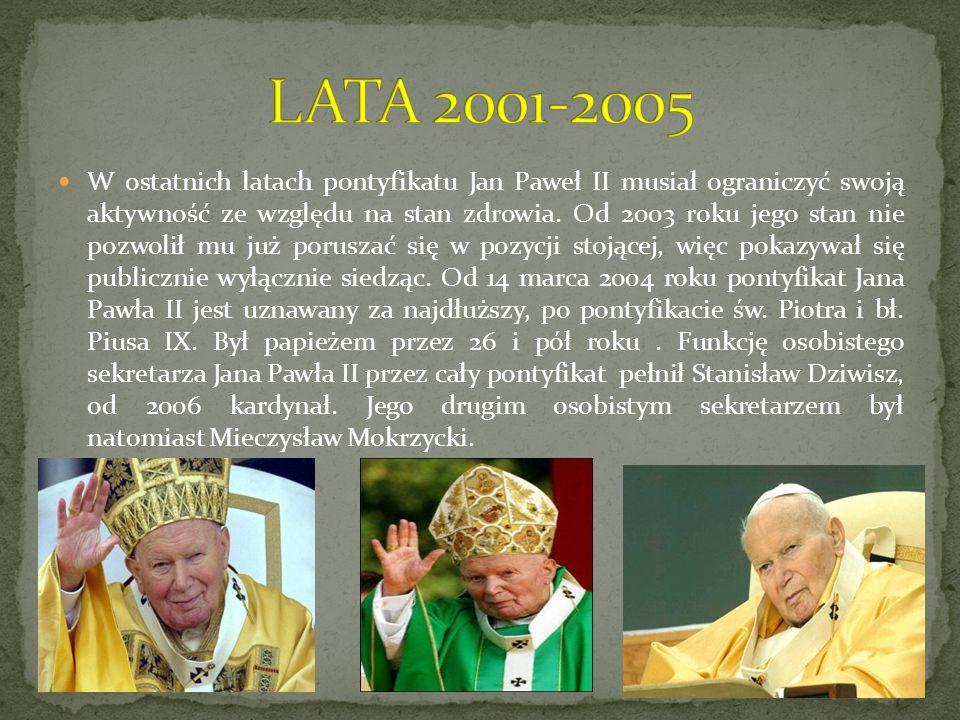 LATA 2001-2005