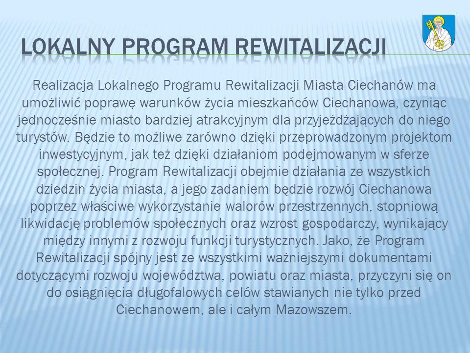 Lokalny Program Rewitalizacji