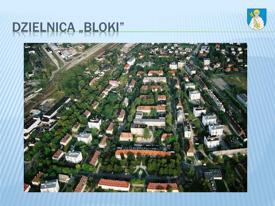 "Dzielnica ""Bloki"