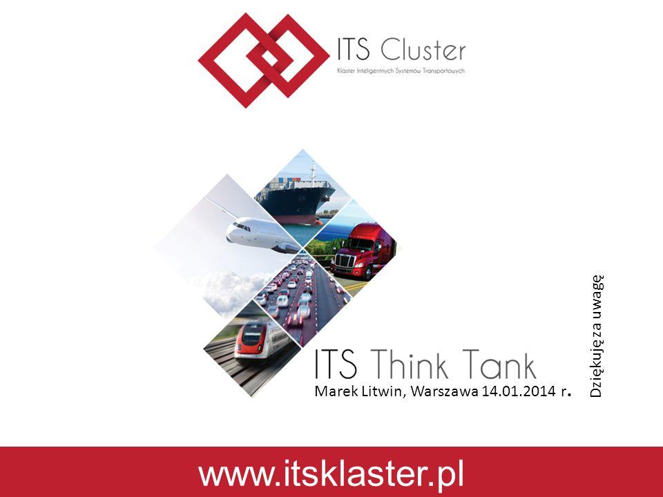 www.itsklaster.pl Dziękuję za uwagę