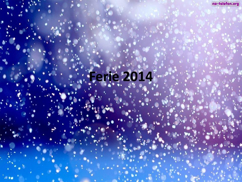 Ferie 2014