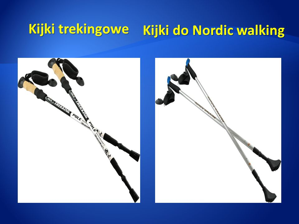 Kijki do Nordic walking