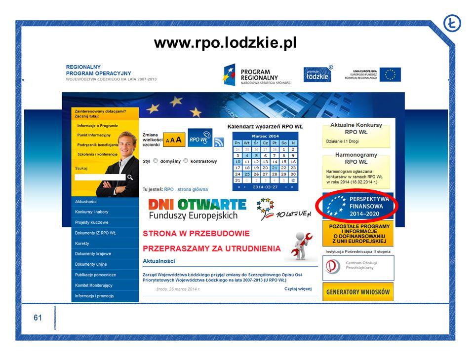 www.rpo.lodzkie.pl