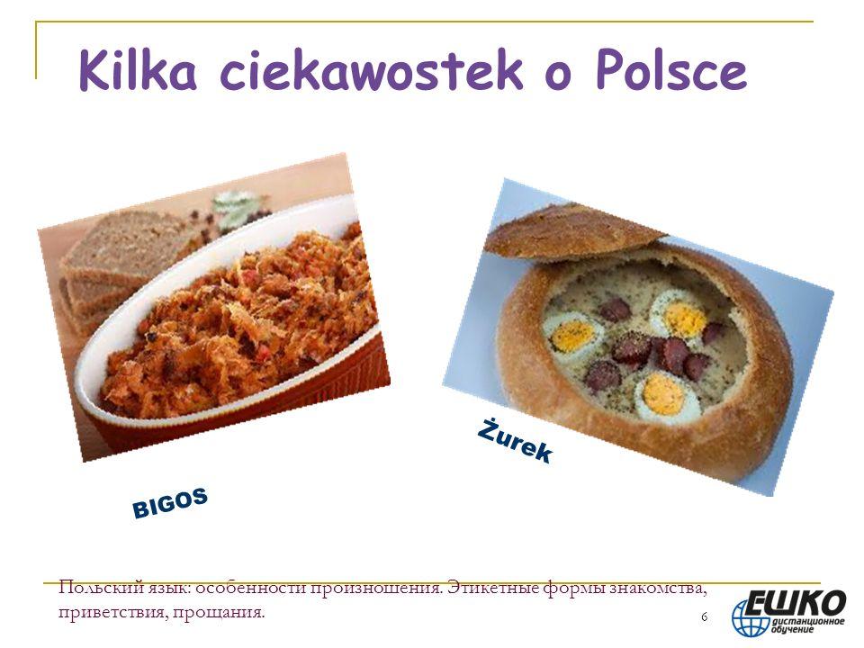 Kilka ciekawostek o Polsce