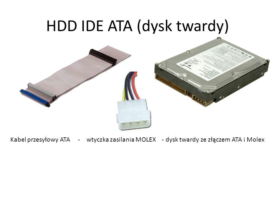 HDD IDE ATA (dysk twardy)