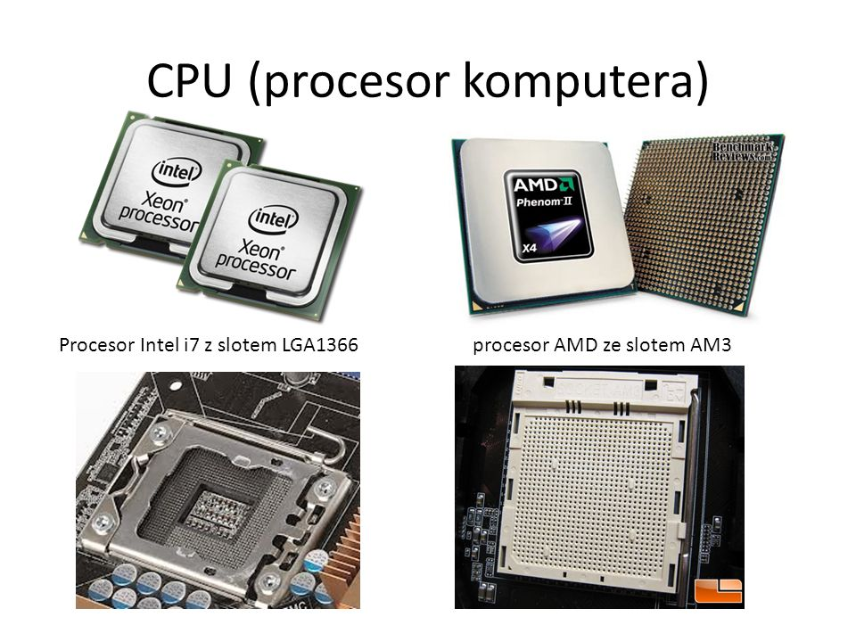 CPU (procesor komputera)