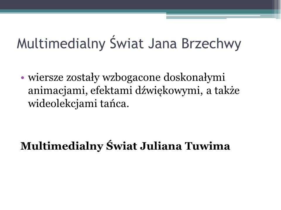 Multimedialny Świat Jana Brzechwy