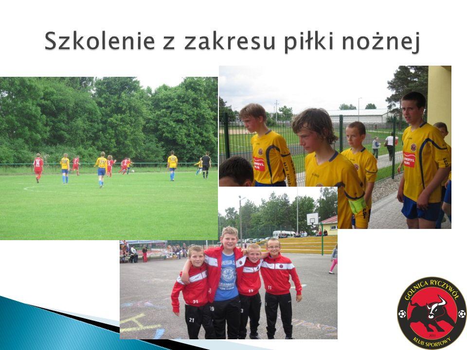 Szkolenie z zakresu piłki nożnej