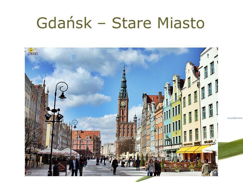 Gdańsk – Stare Miasto