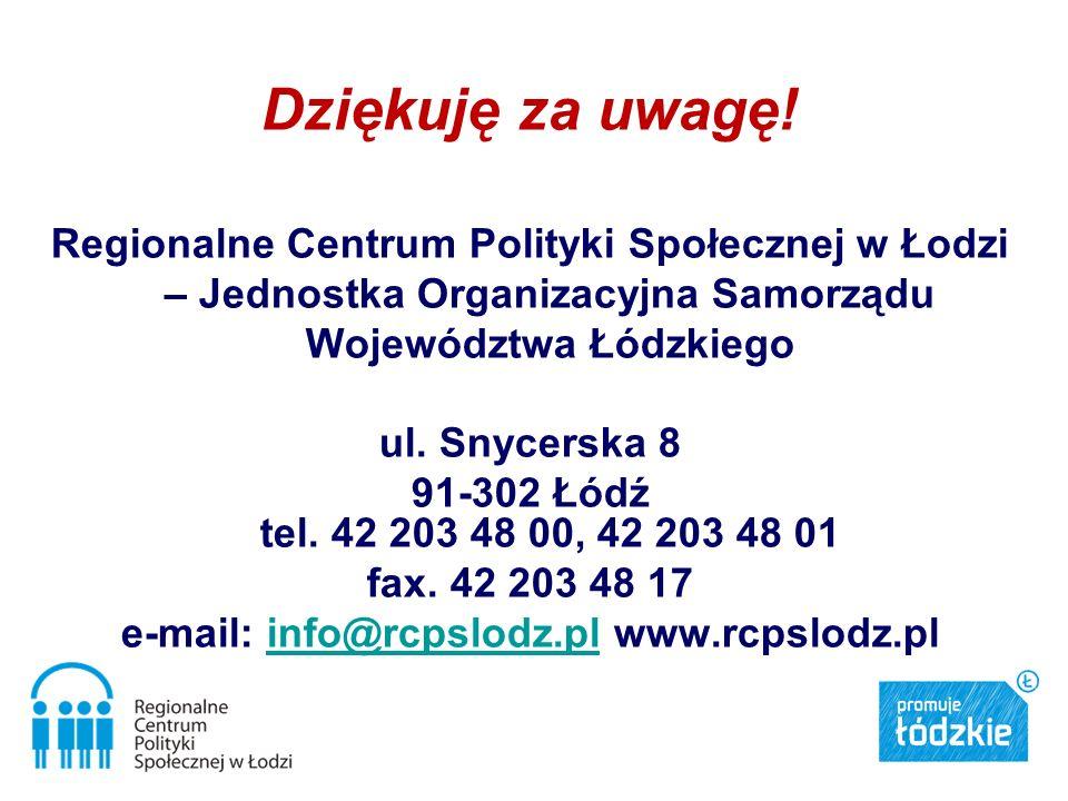 e-mail: info@rcpslodz.pl www.rcpslodz.pl