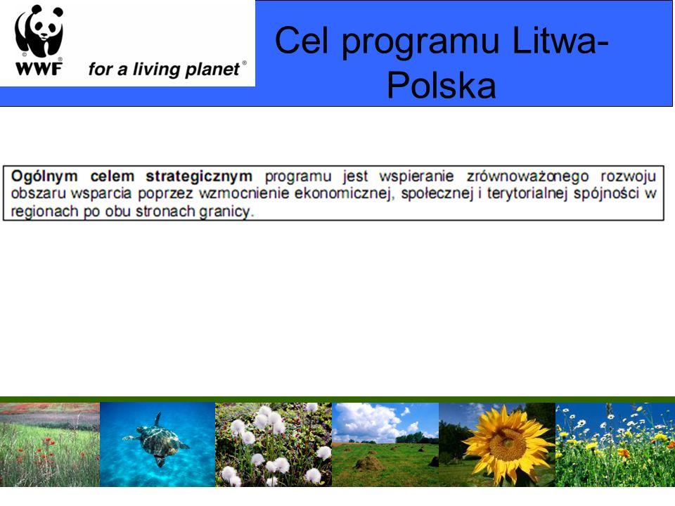 Cel programu Litwa-Polska