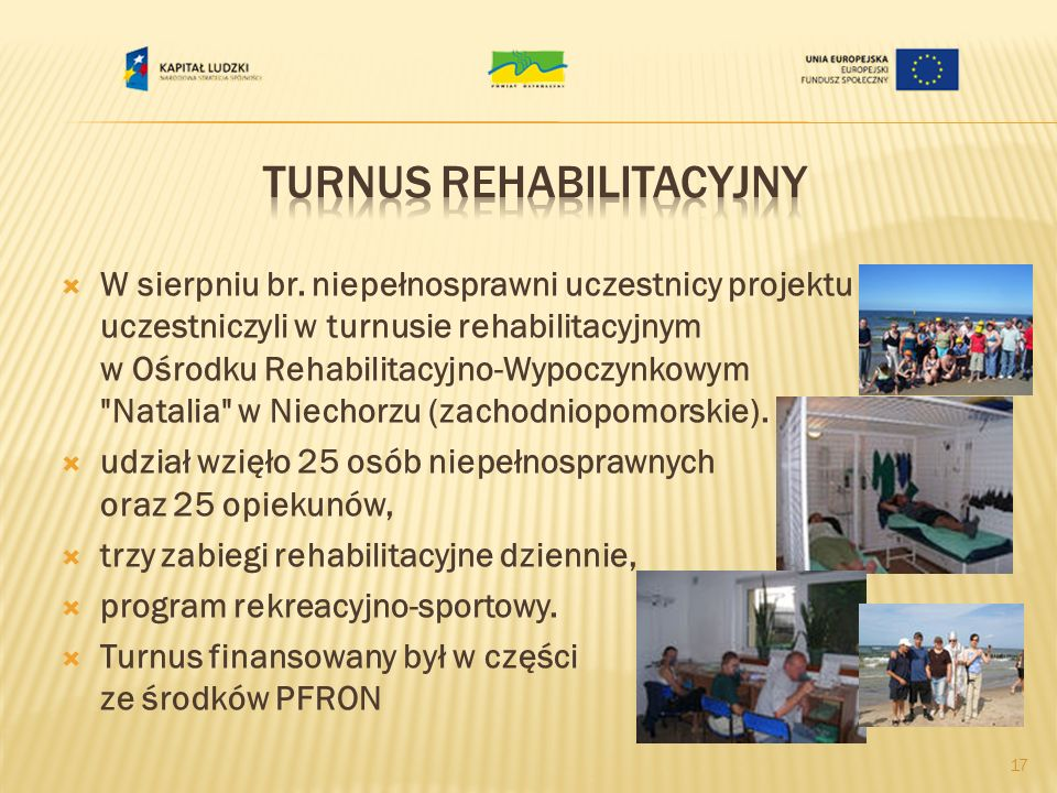 Turnus rehabilitacyjny