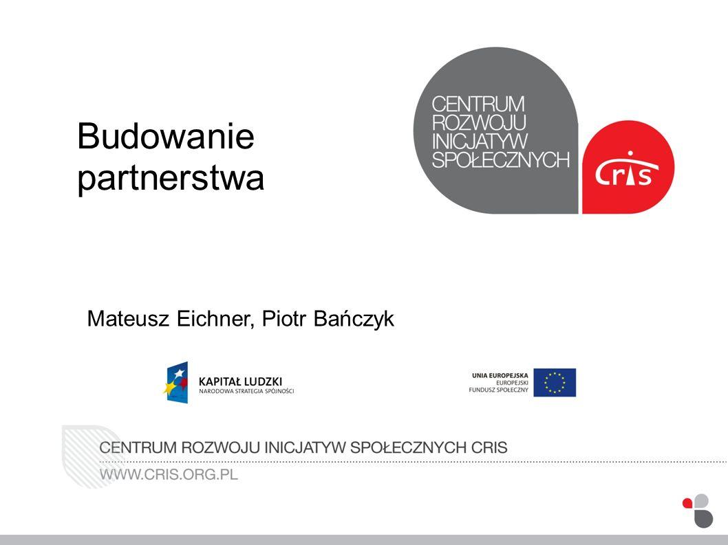 Budowanie partnerstwa