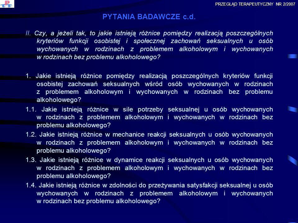 PRZEGLĄD TERAPEUTYCZNY NR 2/2007